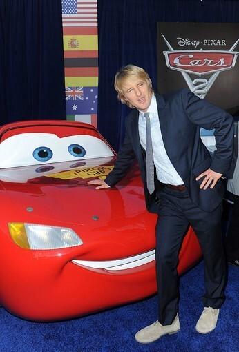 'Cars 2' premiere