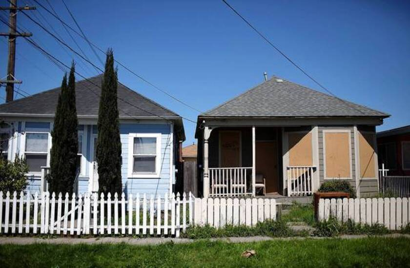 Richmond, Calif., may use eminent domain to seize mortgages.