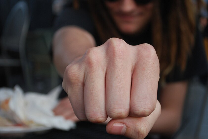 The Centers for Disease Control and Prevention says that 80% of all infections are transmitted by hands. That leads some to say that, in addition to encouraging frequent hand washing, we should forgo handshakes in favor of fist bumps ...