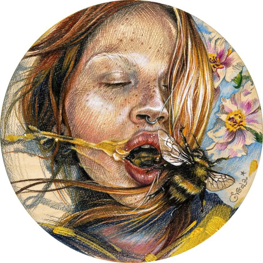 Honey by Evgeniya Golik