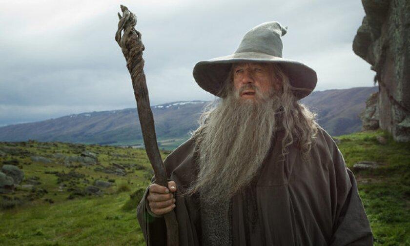 Tolkien superfan Stephen Colbert to celebrate 'Hobbit Week'