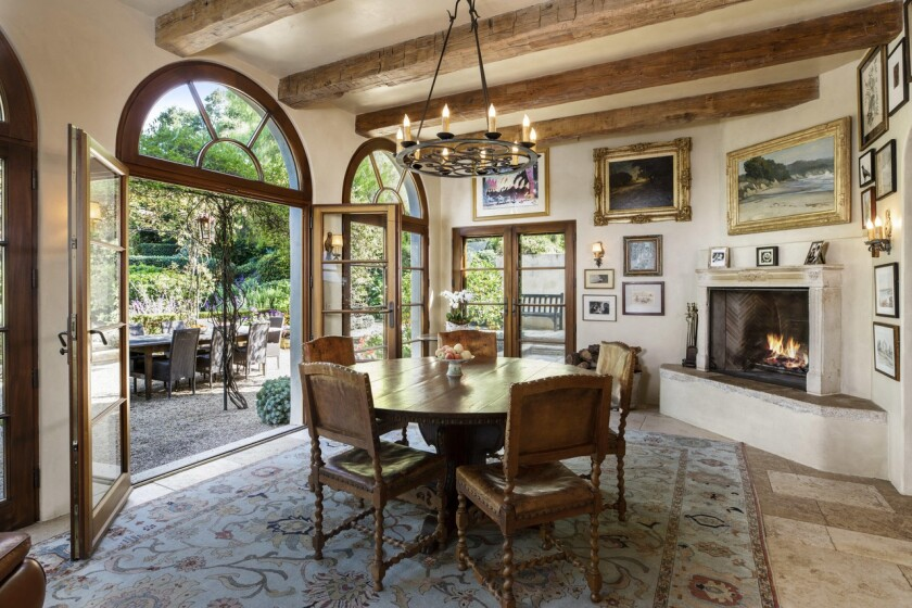 Marc Appleton-designed home in Montecito