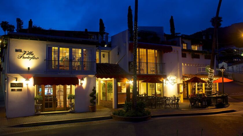 The Portofino Hotel on Catalina Island has a winter deal that's just for U-T readers.