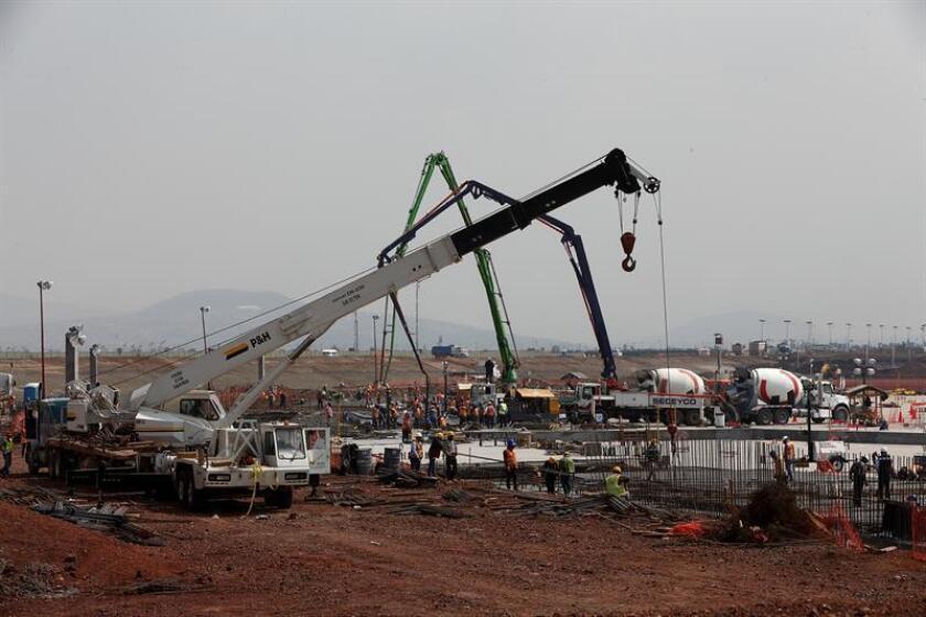 México, con proyectos por valor de 16.969 millones de dólares; Brasil, con inversiones valoradas en 11.389 millones de dólares; y Colombia, con 8.538 millones de dólares; concentran casi el 70 % del total de las inversiones requeridas, debido a las proyecciones de tráfico y la falta de capacidad en sus principales aeropuertos. EFE/Archivo