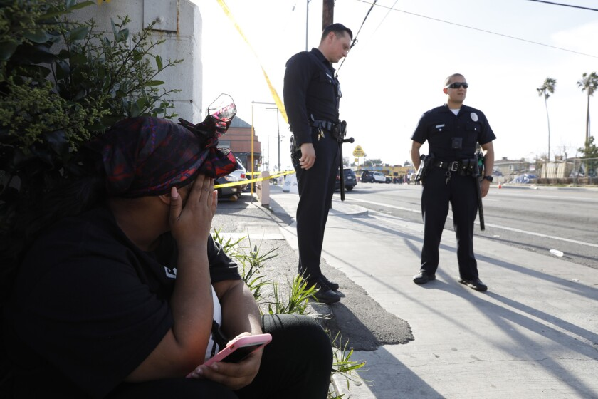 Must Reads: Before his death in South L A , Nipsey Hussle