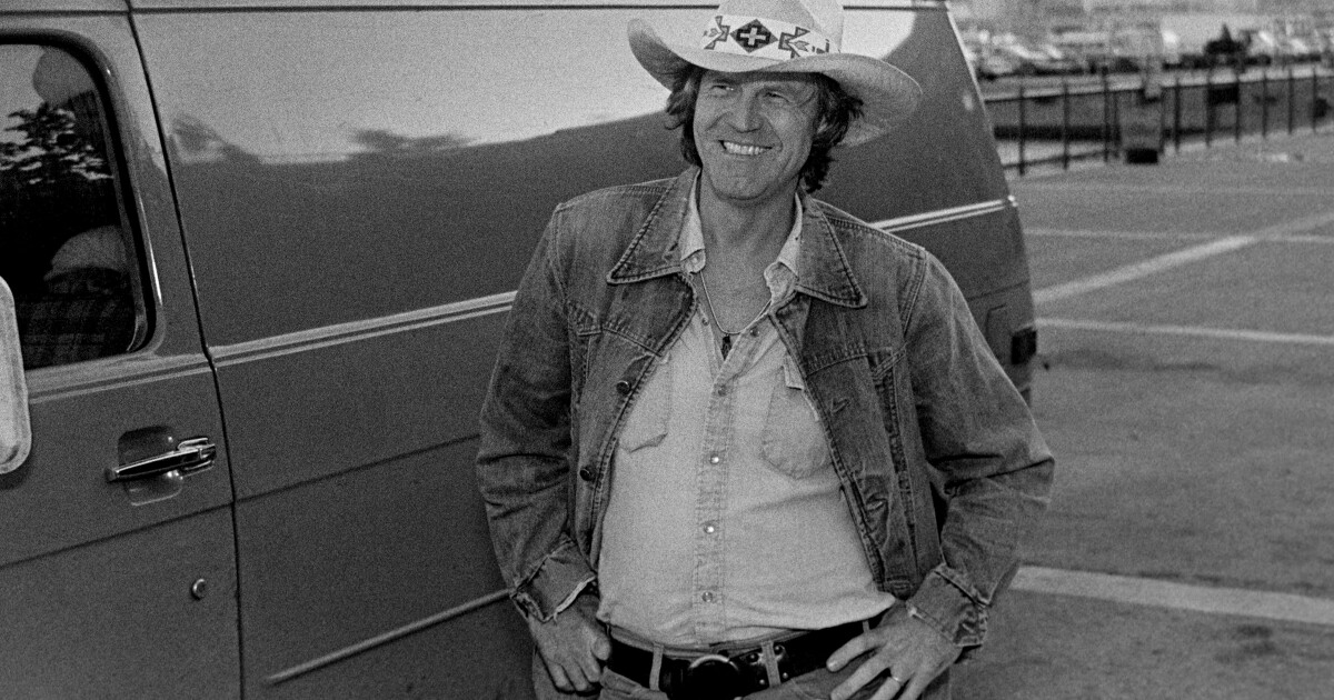 Billy Joe Shaver, pivotal outlaw country singer-songwriter, dies at 81