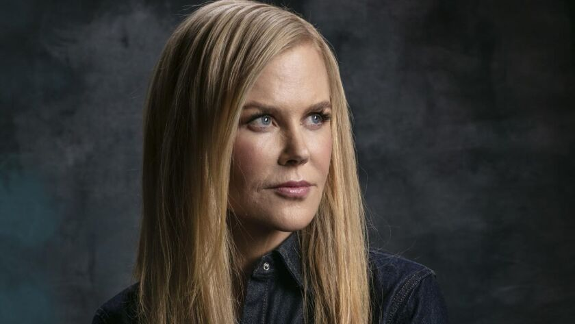 "Nicole Kidman says there's a lot more story to tell in ""Big Little Lies."""