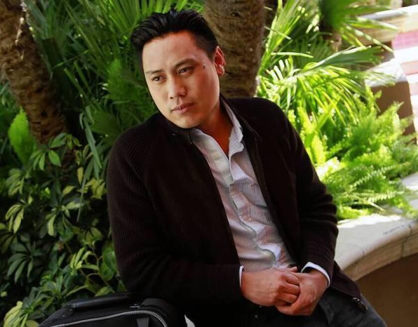 "Jon M. Chu, director of the 2018 hit ""Crazy Rich Asians."""