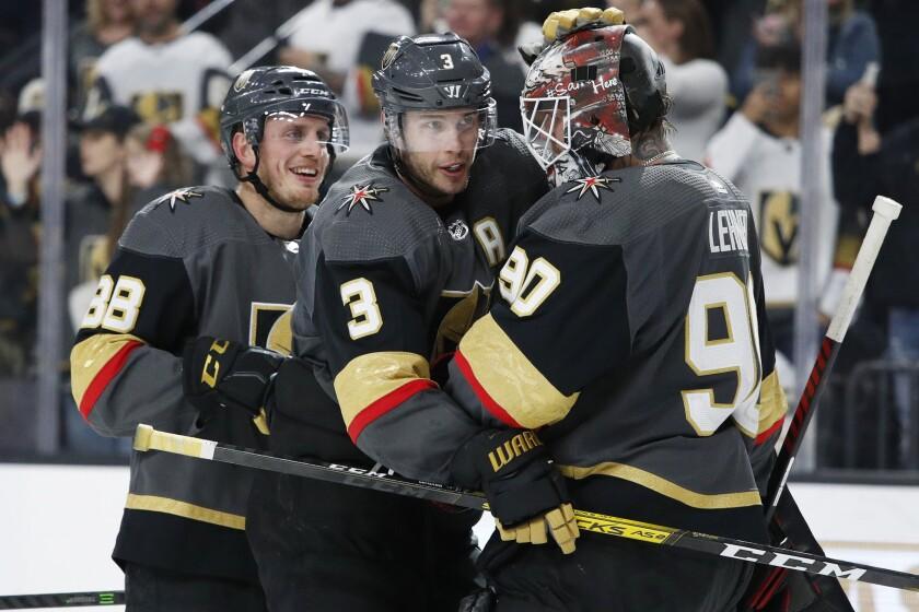 Sabres Golden Knights Hockey