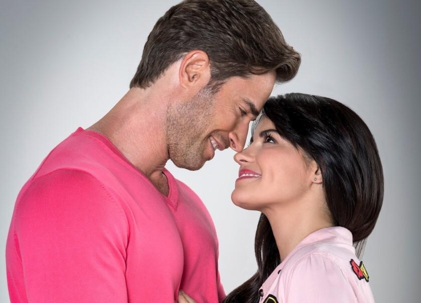Sebastián y Maite, la pareja que competirá en el horario estelar de las 9p.m por Univision