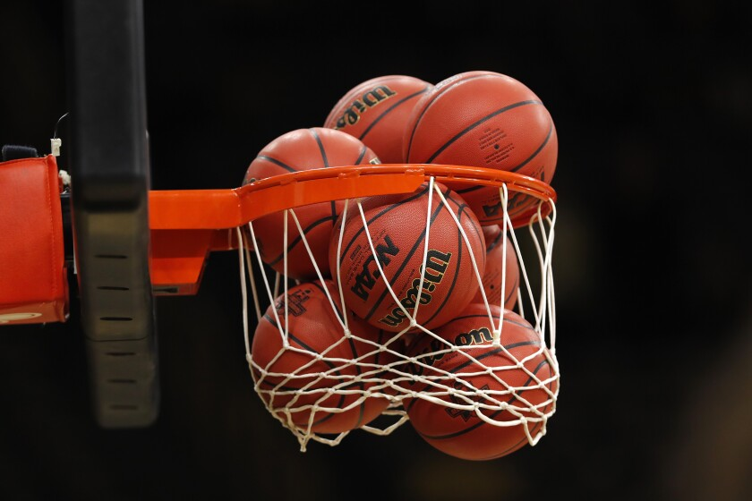 High school basketball scores from Monday