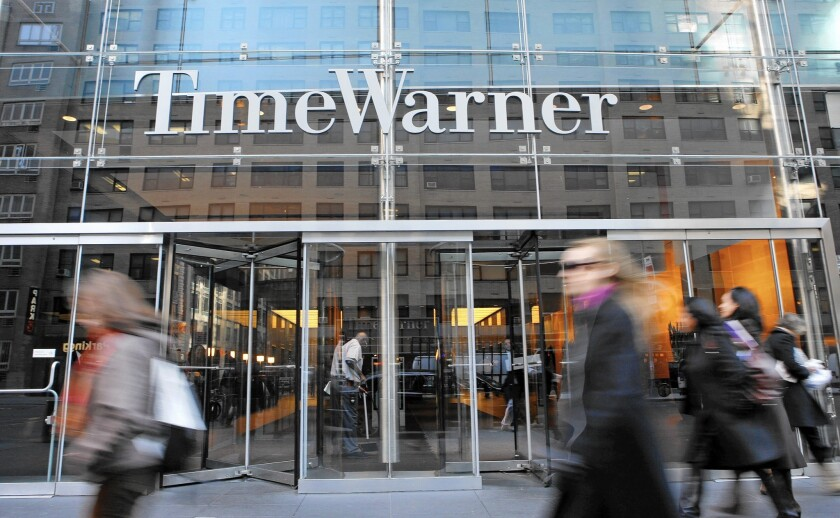 Time Warner posted third-quarter profit, after stripping out one-time items and the cost of severance packages, of 97 cents a share. Analysts had been expecting earnings of 94 cents.