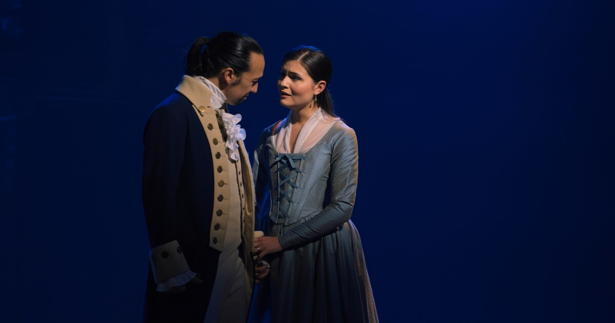'Hamilton' ending explained: Thomas Kail on Eliza's gasp