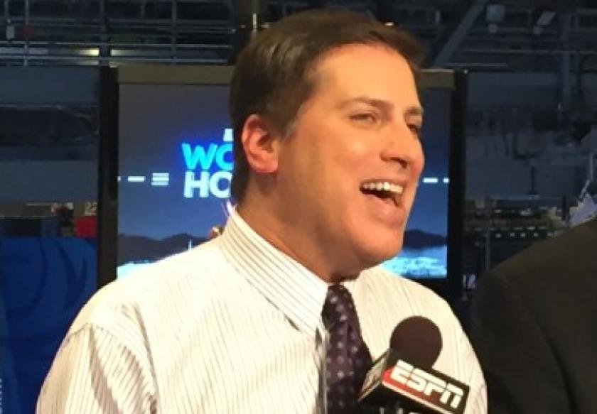 ESPN's Steve Levy