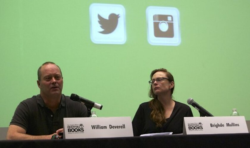 Local authors on writing about L.A. 'in all its multiplicity'