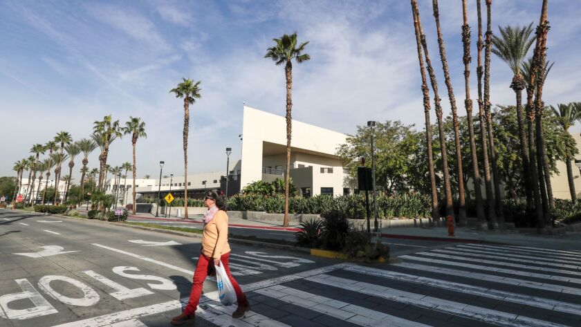 apartments replacing an old ikea in burbank some see it as an answer to the housing crunch los angeles times apartments replacing an old ikea in