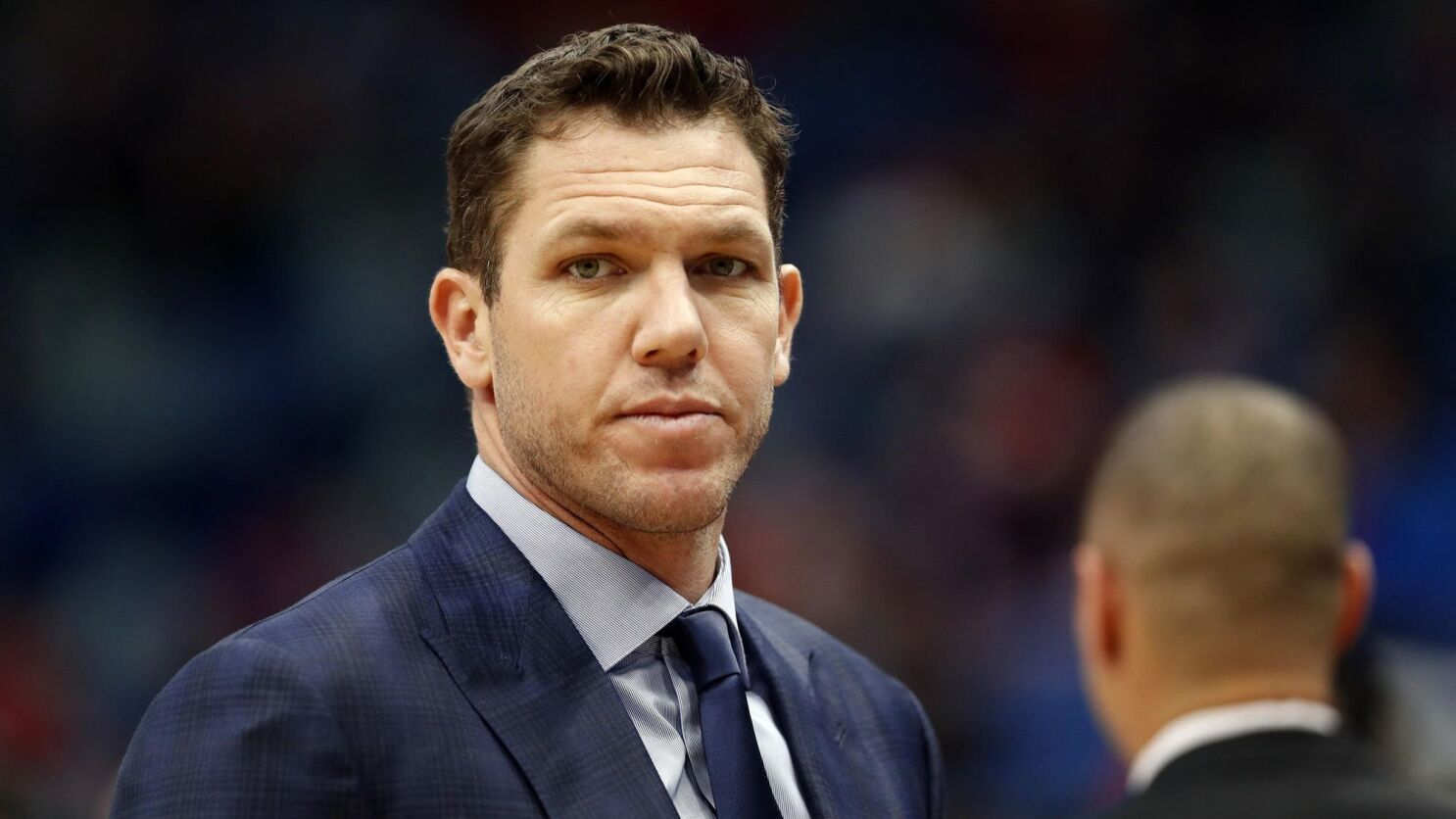 NBA finds insufficient evidence in Luke Walton sexual assault allegations