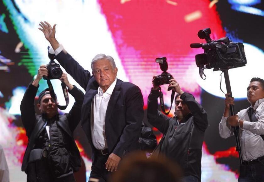 Inusitado y expedito reconocimiento al triunfo de López Obrador en México