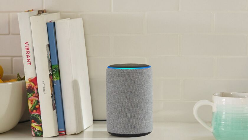 The Alexa software will now erase what is picked up by Amazon's Echo from a voice command.