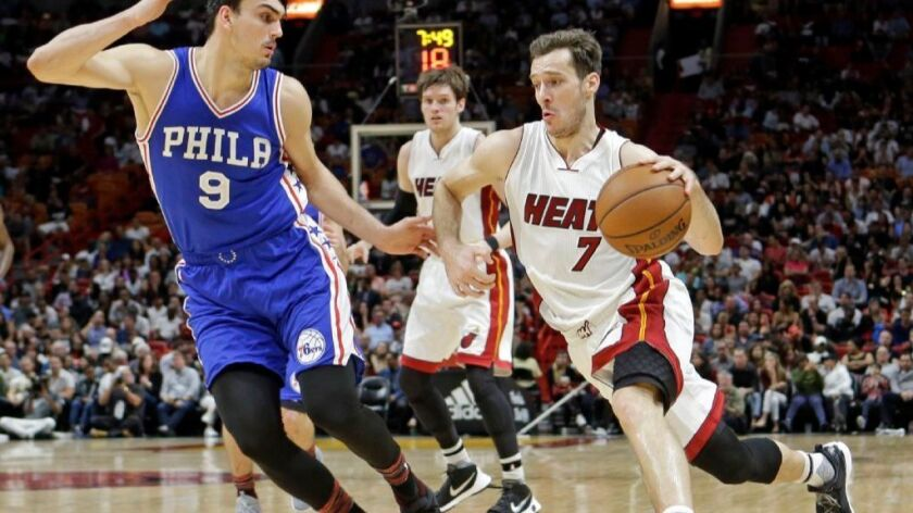 NBA: Hassan Whiteside, Heat win 10th in a row
