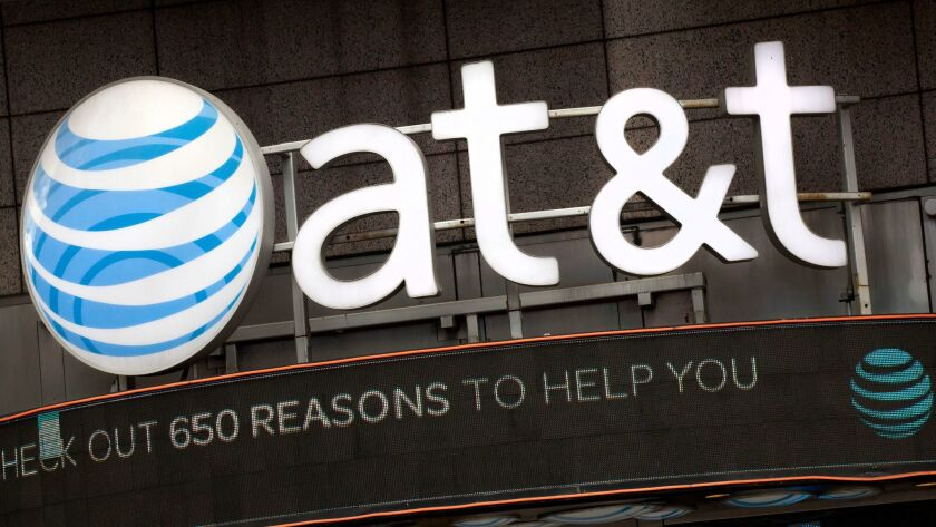 AT&T brags about its rollout of high-speed broadband, but many communities are left behind.
