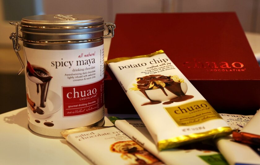 Chuao has gained a level of mainstream exposure along the lines of San Francisco's gourmet brand Ghirardelli Chocolate.