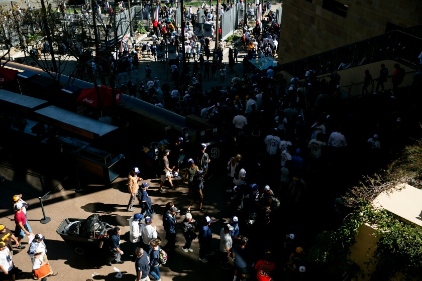 San Diego Padres Opening Day 2019