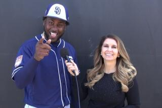 Catching up with Padres OF Franmil Reyes