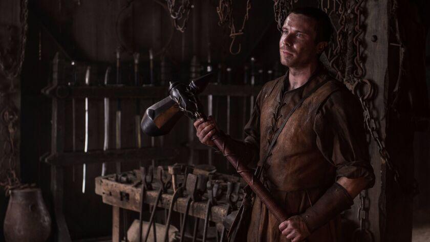 """Joe Dempsie stars as Gendry on """"Game of Thrones."""""""
