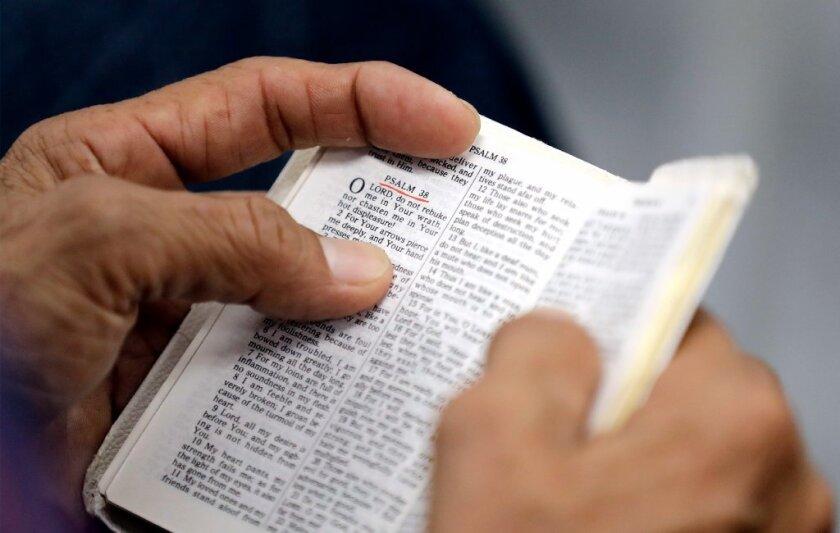 Bill to ban Bible sales in California