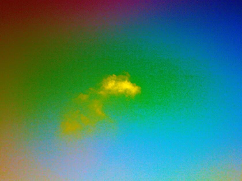 """Marten Elder, """"pr32,"""" 2015, pigment print"""