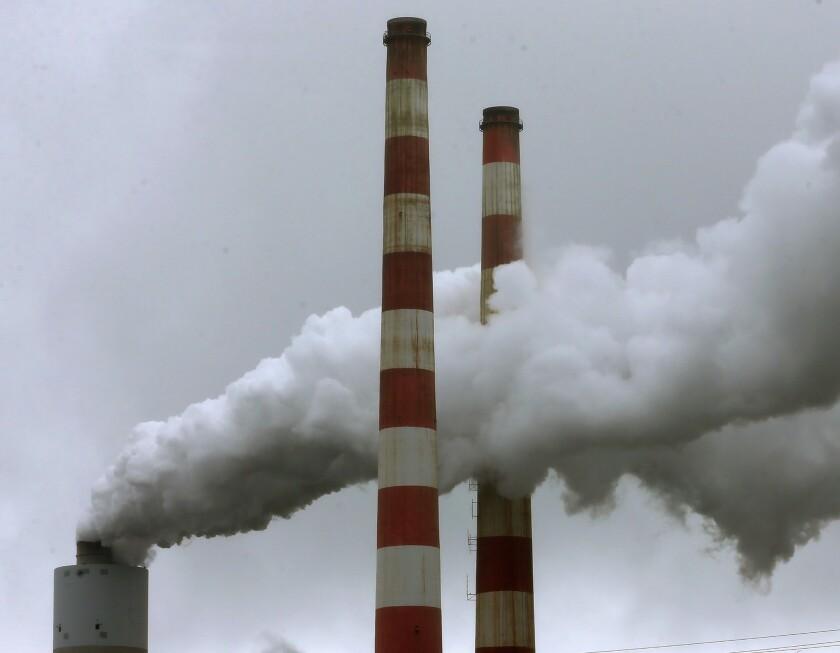 Greenhouse gas limits
