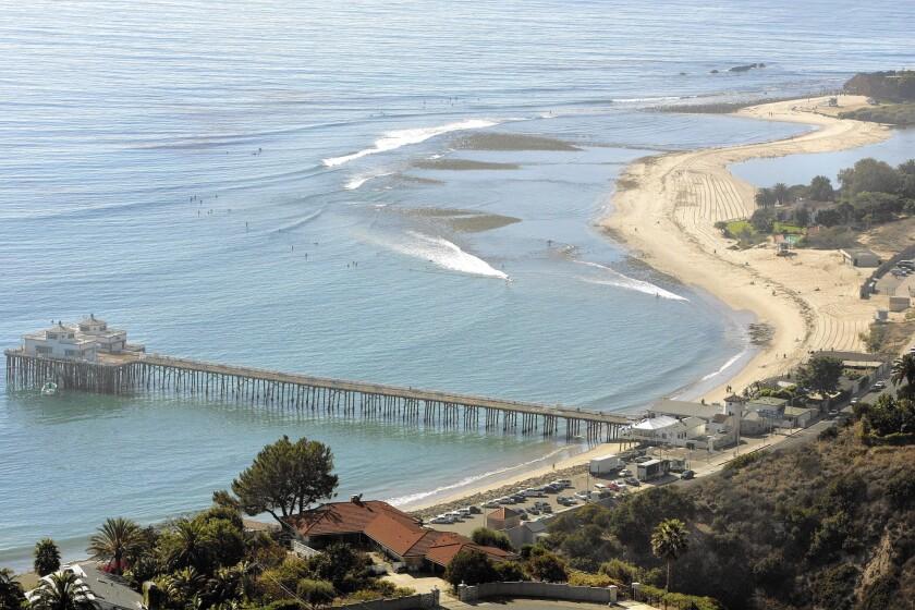 Malibu land