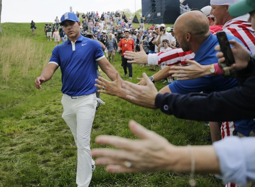 APphoto_PGA Championship Golf