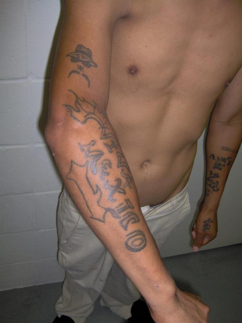 Tras una operación conjunta que duró 14 meses, autoridades de Los Ángeles anunciaron hoy el arresto de 38 sospechosos involucrados en luchas por territorio entre pandillas. EFE/SOLO USO EDITORIAL/Archivo