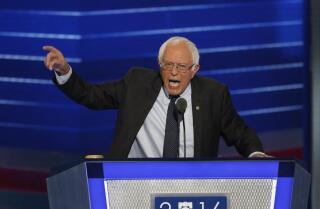 Watch Sen. Bernie Sanders' full speech at the Democratic National Convention