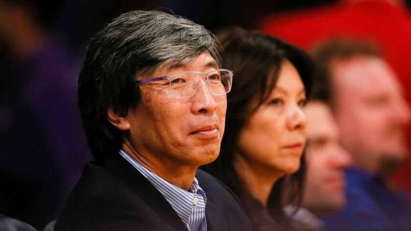 Dr. Patrick Soon-Shiong and his Culver City company Nantworks will take control of the operations of six California hospitals, including St. Vincent Medical Center in MacArthur Park.
