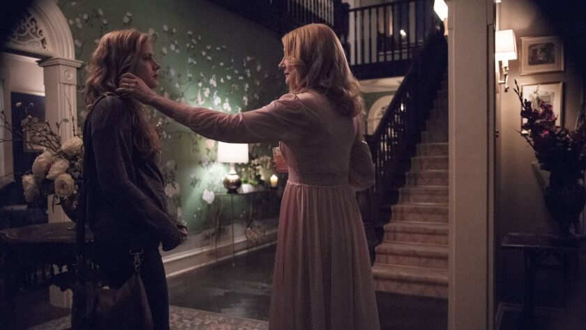 SHARP OBJECTS: Episode 1, debut 7/8/18: Amy Adams, Patricia Clarkson. photo: Anne Marie Fox/HBO