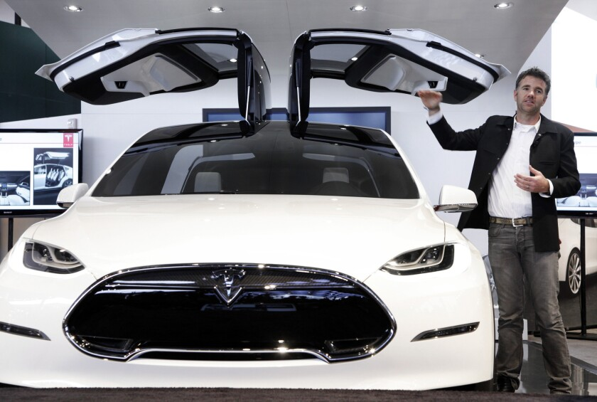 Model X: Under the hood of Tesla's SUV strategy
