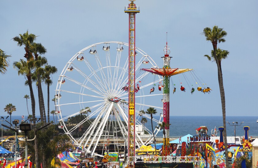 San Diego County Fair Day