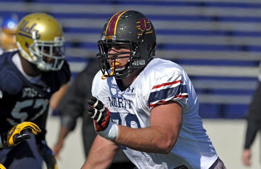 Eric Fisher, a once-overlooked offensive tackle, received plenty of attention leading up to Saturday's Senior Bowl.
