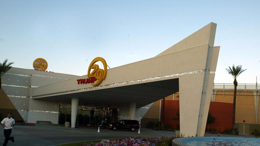 The former Trump 29 casino