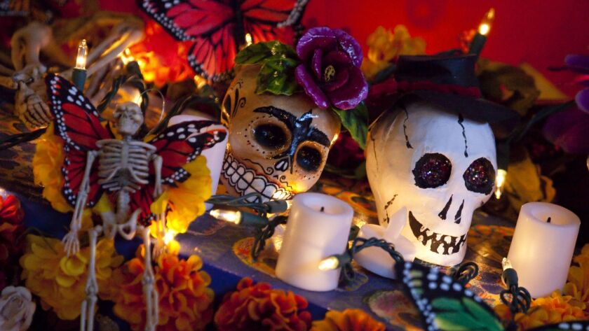 This year is the 24th annual Dia de los Muertos (Day of the Dead) celebration at Sherman Heights Community Center.