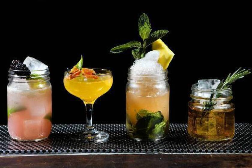 What's shaking in the cocktail scene? Shrubs.