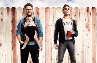 'Neighbors' Movie review by Betsy Sharkey