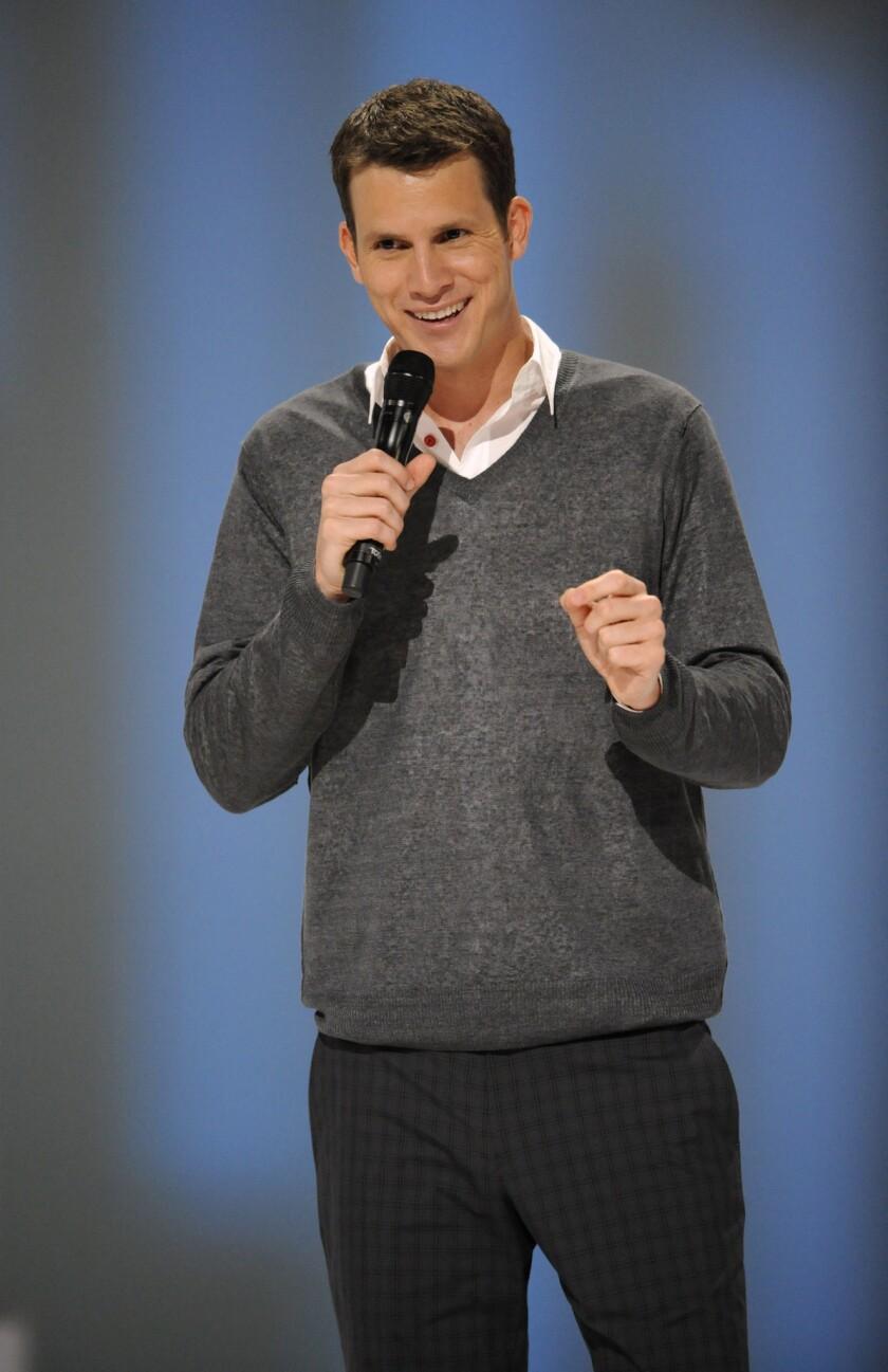 Acerbic comedian Daniel Tosh fills up eight dates at the Mirage this fall.