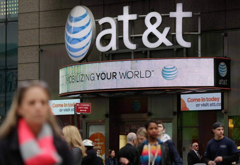 AT&T is cutting 368 jobs in California for field technicians who install and repair pay TV and other services in homes and businesses.