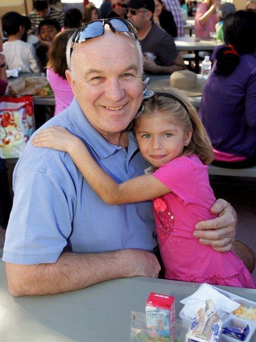 Torrey Hills Dad\'s day lunch