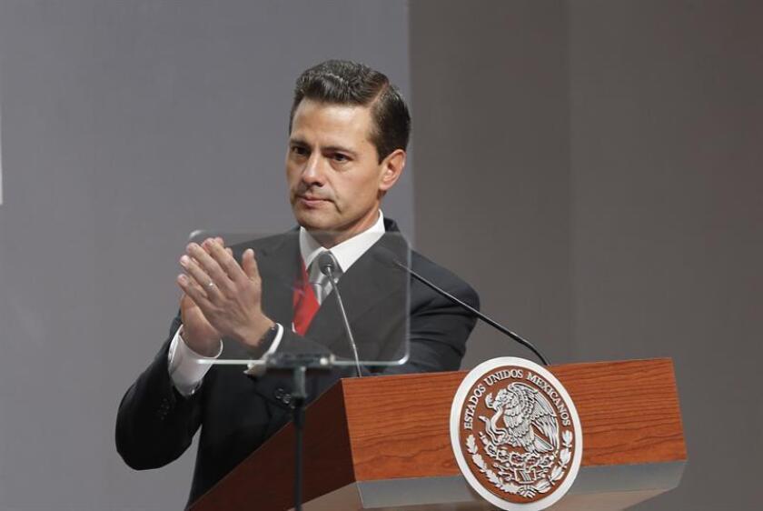 "Peña Nieto aboga por consolidar al continente americano como ""zona de paz"""