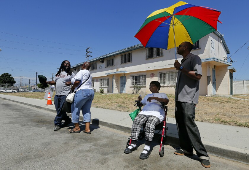 Jordan Downs Housing Development